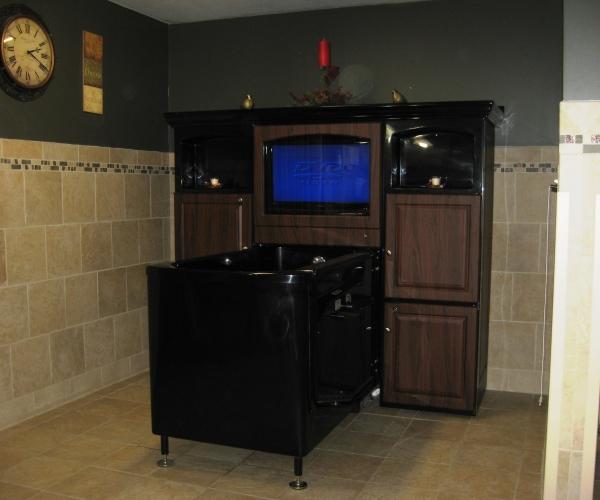 Spa Room Tub